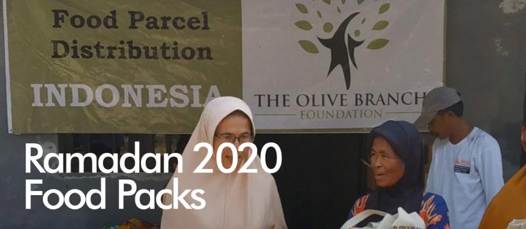 Ramadan Food Pack 2020