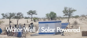 water well solar powered