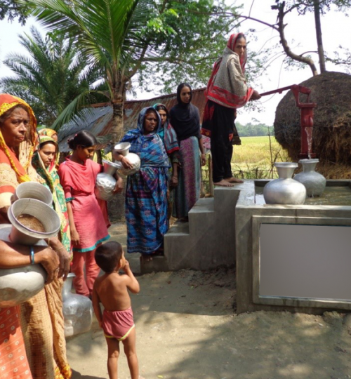 Water Well in Bangladesh
